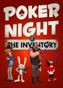Poker Night at the Inventory - 92p @ Instant Gaming