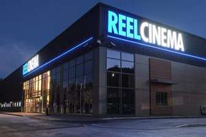 TWO Cinema Tickets from Reel Cinemas, 11 Locations - from £6.20  @ Groupon