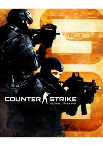 Counter-Strike (CS): Global Offensive PC (Steam) | £6.49 (£6.16 with FB code) | @ cdkeys.com