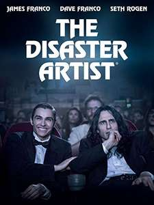 Amazon Video - The Disaster Artist HD movie rental 99p