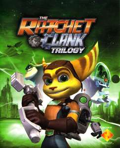 Ratchet & Clank Trilogy PS3 / PS Vita - £6.99 @ PlayStation Store