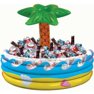 Large Tropical Palm Tree Inflatable Drinks Cooler £7.50 With code @ The Works