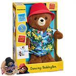 Paddington Dancing or Cycling bear £9.99 In Store @ Homebargains