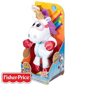 Go Jetters Talking Ubercorn Unicorn Fisher Price £4.99 In Store @ Homebargains