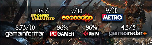 STEAM - total war - warhammer - £9.49 @ Gamesplanet