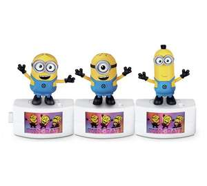 Despicable Me 3 Music Mates Assortment at just £1.49 @ Argos