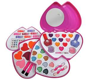 Chad Valley Be U Heart Make-Up Set  now £3.99  ( was £11.99 ) @ Argos