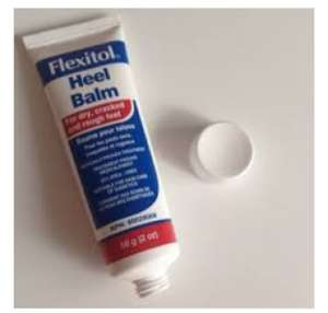 FREE SAMPLE OF FLEXITOL 25% UREA HEEL BALM