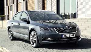 2 year lease Octavia 1.0TSI 115PS SE Technology  £2490 initial rental and then 23 monthly rentals of just £90 at Simpsons Skoda