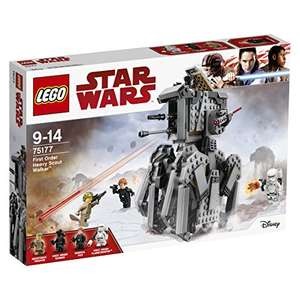 LEGO Star Wars The Last Jedi 75177 First Order Heavy Scout Walker - £25 @ Amazon with Prime