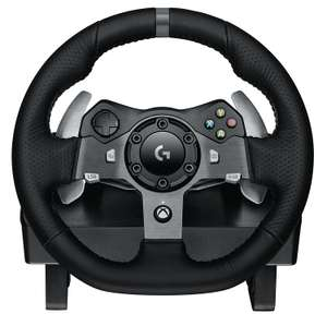 *PRIME EXCLUSIVE DEAL* Logitech G920 Racing Wheel for Xbox/PC - £172.80 @ Amazon