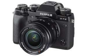 Fujifilm XT2 with 18-55mm kit lens - £1099 @ DigitalRev
