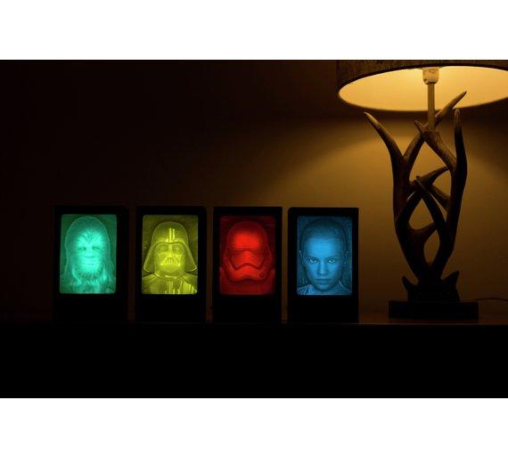 Star Wars Holopane Mood Lamp 709/9193 £12.99 @ Argos Free C+C