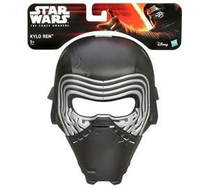 Star Wars: The Force Awakens Mask Assortment £1.29 @ Argos (Very Scarce Stock)