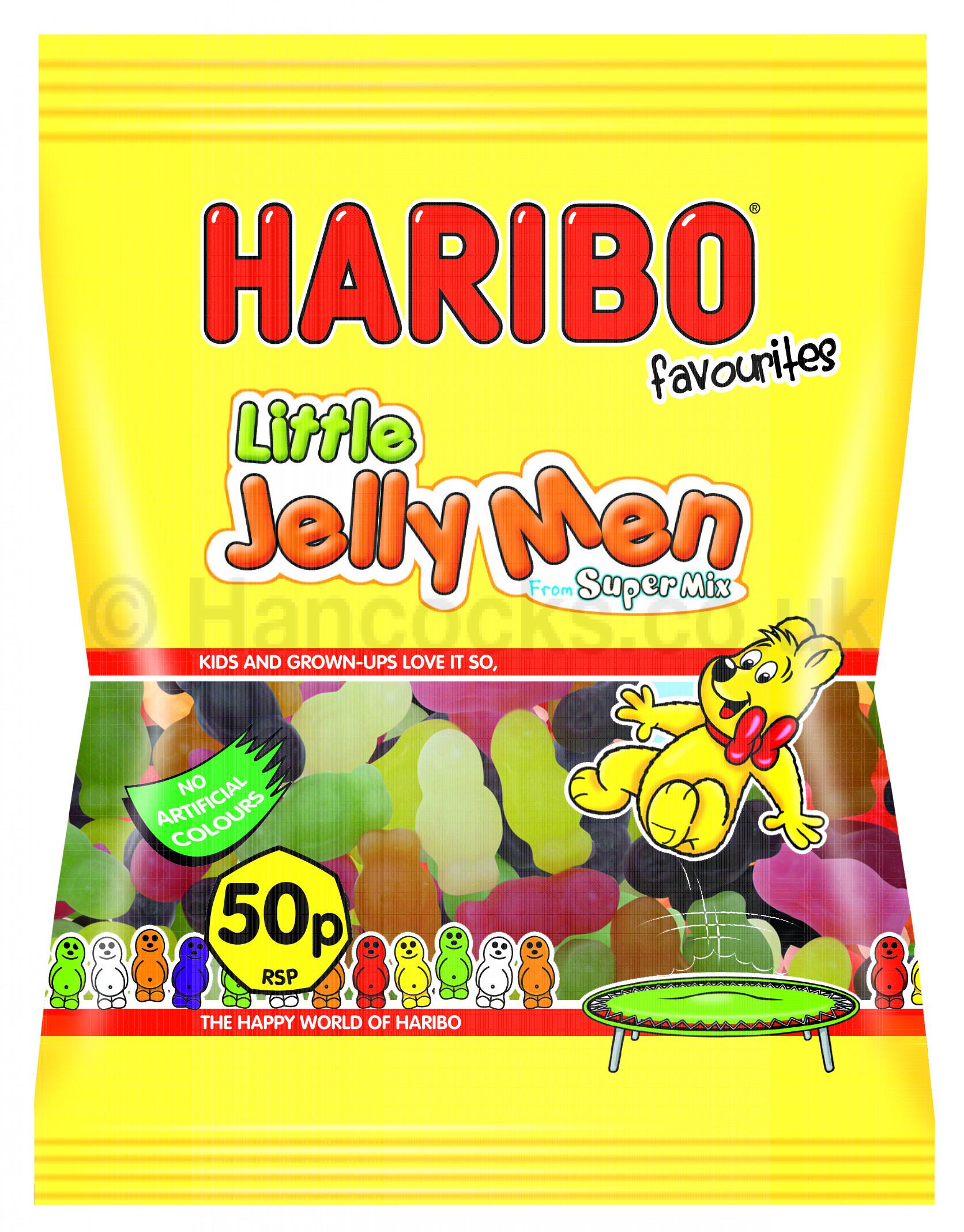 Haribo Jelly Babies / Fizzy SeaWorld 300g @ B&M - £1