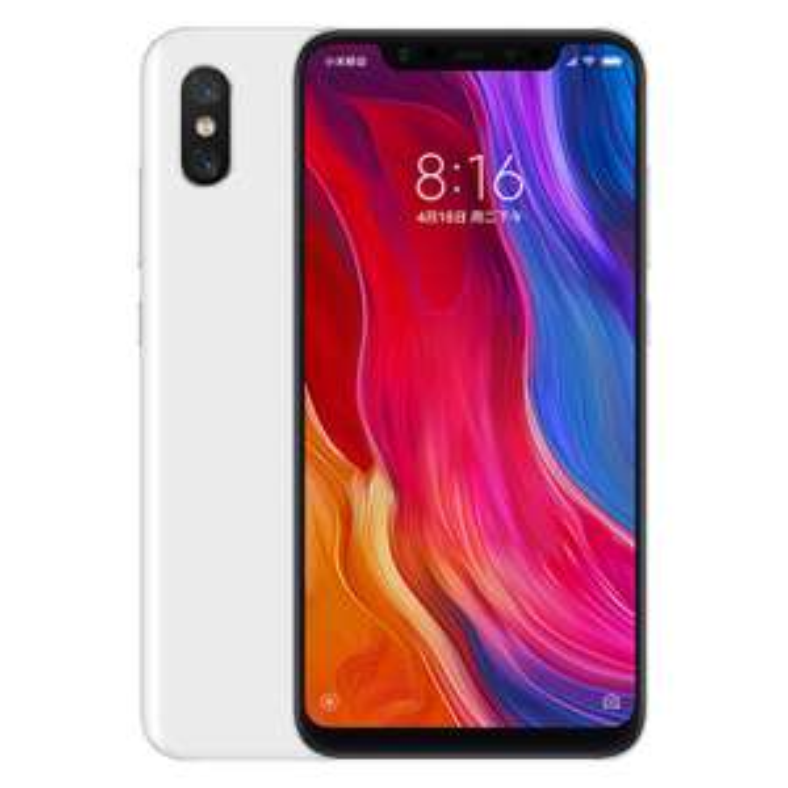 Xiaomi Mi 8 6GB/128GB - £328.99 @ Toby Deals