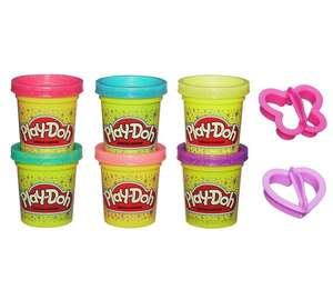 Play-Doh Sparkle Compound Pack with Accessories £1.49 @ Argos