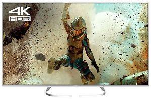 Panasonic 50TX-50EX700B 50 Inch 4K Ultra HD HDR Freeview Smart LED TV - Silver - Refurbished- £340.99 @ Argos / eBay