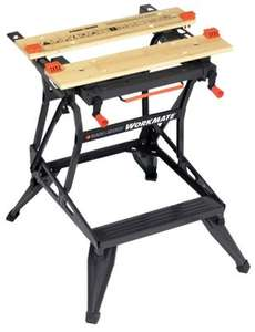Black & Decker WM550 Dual Height Workmate at Wickes for £20 (free C&C)