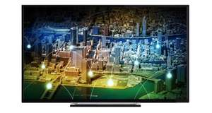 """55"""" Toshiba 1080p Full HD TV at Ebuyer for £339.98"""