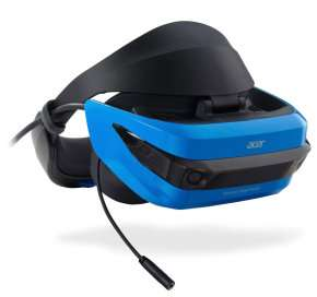 Acer Windows Mixed Reality Headset with motion controls - £284.98 (£5 cheaper now) @ Ebuyer