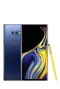Samsung galaxy note 9 128gb - Sim Only Sim Free - Cancellable + Up To £465 For Your Trade In + £35 @ Carphone Warehouse