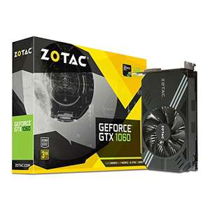 Zotac GeForce GTX 1060 3GB Graphics Card