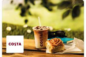 Free Drink with Wuntu on Friday - 100,000 free cold Costa drinks