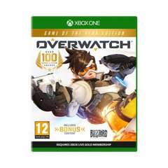 Overwatch Game of the Year Edition - PS4 / XB1 - £14.99 @ Smyths