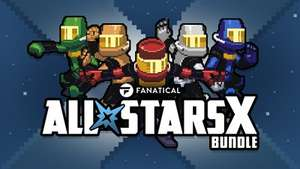 [Steam] All Stars X 10 Steam game Bundle (Skullgirls, Deadlight etc.) £1.79