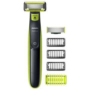 Philips QP2620/25 OneBlade Face + Body Shaver at John Lewis for £33