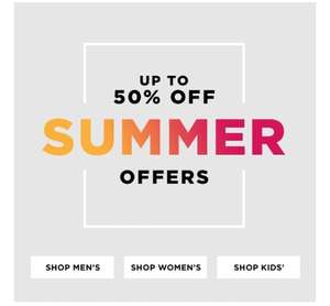 JD Sport Summer Sale - up to 50% off