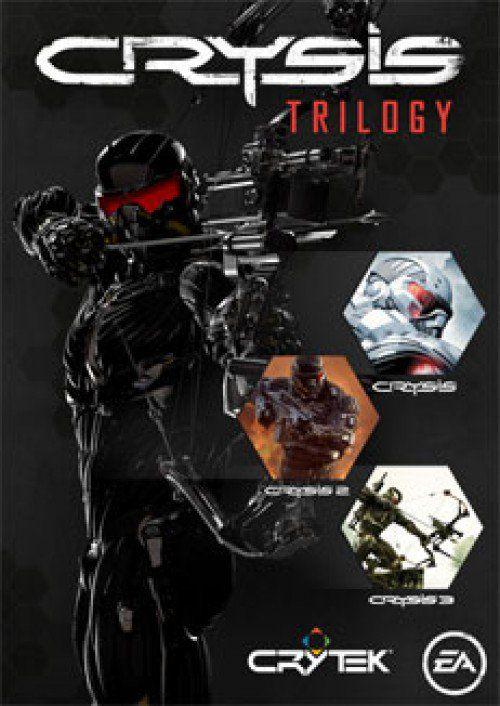 Crysis Trilogy PC CD KEYS. Includes:Crysis, Crysis: Warhead,Crysis 2 Maximum Edition,Crysis 3 Digital Deluxe Edition, Crysis 3: The Lost Island