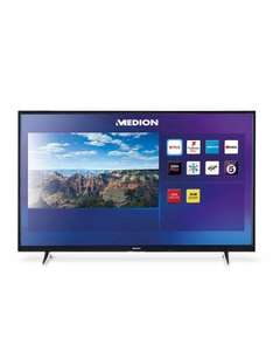 "Medion 55"" 4k Smart TV with HDR £403.94 Del @ aldi"