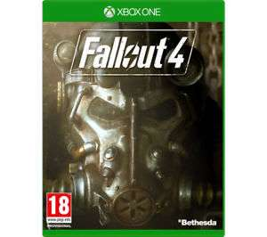 XBOX ONE Fallout 4, Like New + Free Delivery - £7.28 @ Currys eBay
