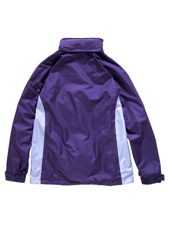 Trespass Purple Waterproof Jacket - Small, Medium, Large, X-large