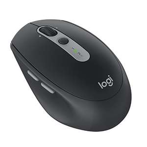 Logitech M590 Silent Wireless Mouse (Multi-Device Silent Bluetooth Mouse for Windows/Mac) - Black Graphite - £22.99 @ Amazon