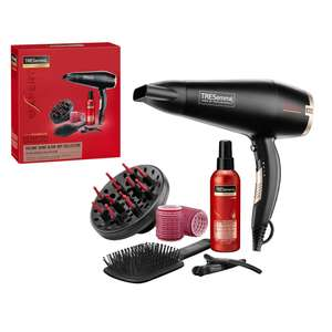 TRESemmé Salon Smooth Blow-Dry 8 Piece Collection 2200W / 3 year guarantee  - Now £20 @ George Asda