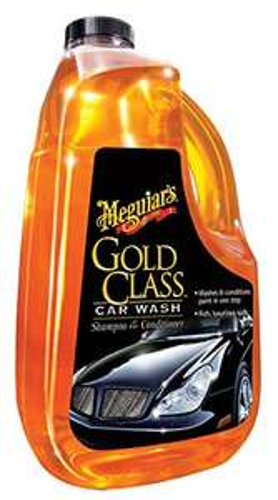 Meguiar's Gold Class Car Wash Shampoo & Conditioner 1.89L - £12.20 (Prime) £16.69 (Non Prime) at Amazon