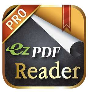 ezPDF Reader PRO (was £3.49) now FREE @ Google Play Store