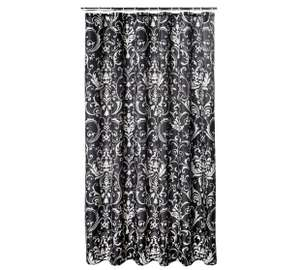 Argos Home Damask Shower Curtain - £3.49 @ Argos
