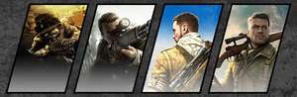 Sniper Elite Complete Pack. Includes Sniper elite, sniper elite v2, sniper elite 3 and sniper elite 4. @ Steam Store - £14.91