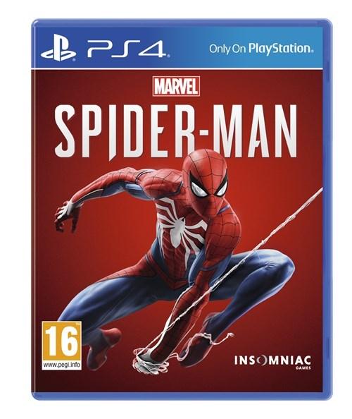 Pre Order Spideman PS4 - £44.99 @ HMV