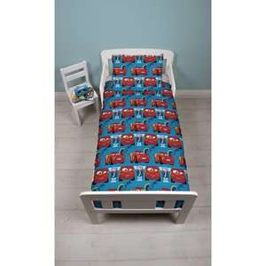 Disney Cars Bed in a Bag Set - Toddler ( 1x pillow, x pillowcase, 1x duvet, 1x duvet cover) £12.99 @ Argos