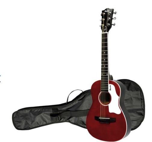 Maestro By Gibson 30 Inch Mini Guitar + Gig bag £38.99 @ Argos (Red or Black)