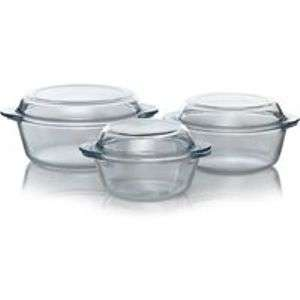 Asda George Home Sale Now Live - eg Pyrex 3 Piece Glass Casserole Set £12 / Henry Hoover £105 - more in OP