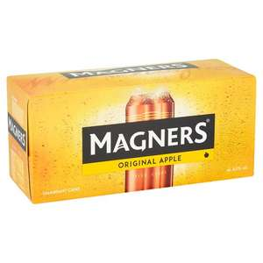 Magners Original 10 can pack £6 @ Tesco