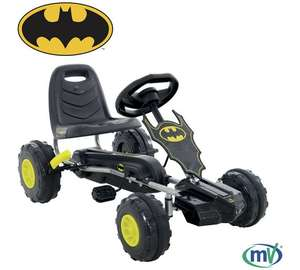 Batman Go Kart at Argos for £79.99