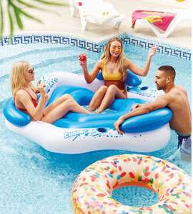 3 Person Inflatable Floating Island £14.99 @ Aldi