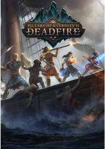 Pillars of Eternity II: Deadfire PC 14.99 @ CDKeys